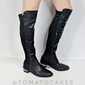 CATHERINE MALANDRINO Tallie vegan leather boot